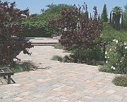 Precast Concrete Paver Patio
